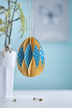 Colourful Easter DIY - Fairies & Co