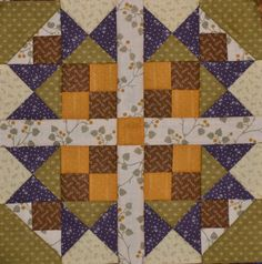 Sew'n Wild Oaks Quilting Blog: Country Corners Month #4