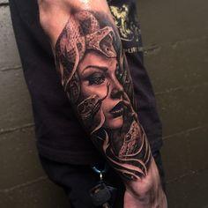 Travis Greenough Tattoo