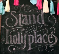 creatively christy: More Chalkboard Art
