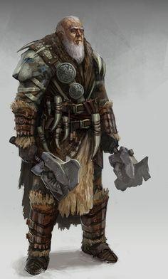 guerrier nordique