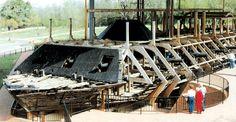 USS Cairo Vicksburg Mississippi 2001