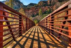 It's tough to say which places in Arizona offer the most beautiful views but this iconic trail definitely tops the list!
