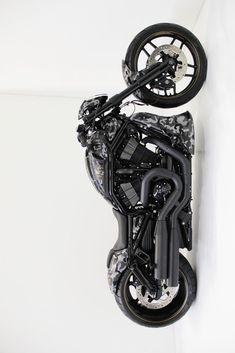 Harley Davidson V Rod, Kustom, Custom Bikes, Camouflage, Iphone Wallpaper, House Plans, Motorcycle, Cars, Design