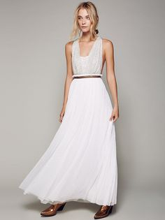 Cleo Maxi Dress from Free People!