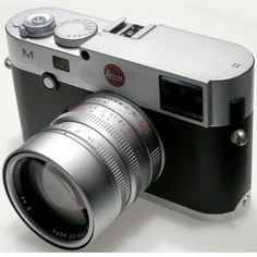 Leica M  when I win the lottery. First thing I'm buying :-)