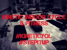 Kinetic Indoor Cycle and Fitness is not just a #spinstudio we offer many #groupfitness class in the #fitness room. #bootcamp #barre #trx #yoga #zumba #strengthtraining #tabata #hiit #core #fitmoms #stepclass  #mommyandme classes for all you beautiful mothers LOTS OF  inspiration AND  #motivation AMAZING #energy #positive PEOPLE #fitlife #fit #kineticyql #yql #lethbridgefitness #lethbridge #indoorcycling and #fitnessstudio #consistency is the key to success we want to help you reach your…