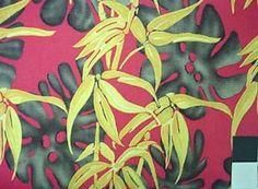Flying Bulldogs, Inc. - Tina Givens Tropics Yellow Cotton Fabric 1 Yard, $6.50 (http://www.flyingbulldogs.com/tina-givens-tropics-yellow-cotton-fabric-1-yard/)