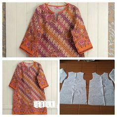 Tunic batik
