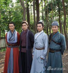 The Four, Yang Yang, Fashion, Moda, Fashion Styles, Fashion Illustrations