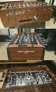 Foosball 36276: Foosball Table -> BUY IT NOW ONLY: $1500 on eBay!