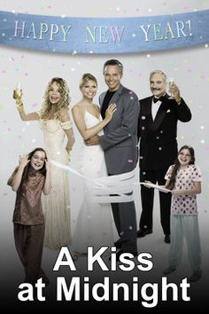 #523. A Kiss at Midnight, May, 2015. Professional matchmakers get a taste of their own medicine with predictable results. Susan Flowers and Josh Sherman are the unaware business rivals, brought together when the latter's precocious young daughters, Jennifer and Cassie decide to secretly use his online dating service to find him a potential wife.