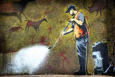 Banksy-Cave-Art.jpg (1300×871)