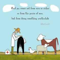 Red Tractor, Vet Med, Great Words, I Smile, Something To Do, Favorite Quotes, Whimsical, Family Guy, Joy