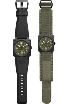 c58e1f32f3e Pre Basel 2015 - The Bell and Ross BR03-92 Military Type