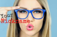 What Nickname Is The Best For YOU?