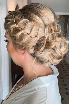 Crown Braid With Bun ❤ #lovehairstyles #hair #hairstyles #haircuts
