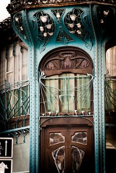 Nancy (France) – Art Nouveau / Jugendstil