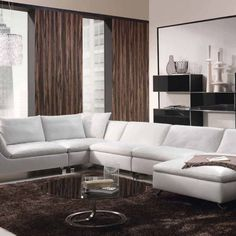 Contemporary Living Room Settings