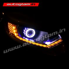 These Headlights are Durable & exclusively designed by understanding & keeping weather & road conditions in mind. Ford Ecosport, Projector Headlights, Car Headlights, Hidden Projector, Front Grill, Audi A4, Car Lights, Weather Conditions, Car Accessories