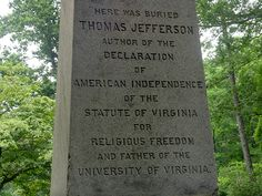 Thomas Jefferson's accomplishments while in office include drafting the Declaration of Independence and doubling the size of the U.S. with the Louisiana Purchase.