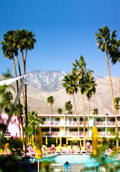 The Saguaro Palm Springs: A Modern-Day Oasis in the Coachella Valley