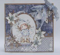 LottesCards: kerstkaart