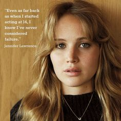 Movie Actor Quote - Jennifer Lawrence  Film Actor Quote   #jenniferlawrence