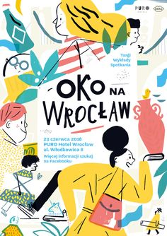 Oko na Wrocław fair | poster on Behance