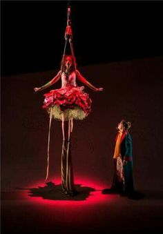 Lookingglass theatre's THE LITTLE PRINCE