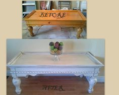 TatteredPerfection: Examples of my Work~ Coffee Tables, End Tables, and Sofa Tables