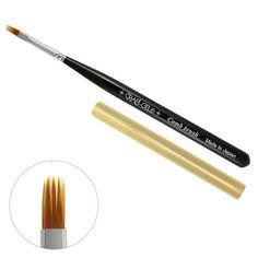Rapi Gel Brush / Comb Nail Art Tools, Nails, Brushes, Beauty, Products, Finger Nails, Ongles, Blush, Paint Brushes