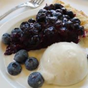 Blueberry Crisp | Fruit Recipes - Blueberries Recipes | FruitShare.com