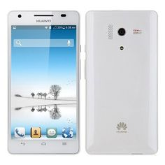 Huawei Honor 3 outdoor 8GB White, Infrared Control 90% Home Appliances Worldwide, Professional Waterproof Design, 4.7 inch 3G Android 4.2 Smart Phone