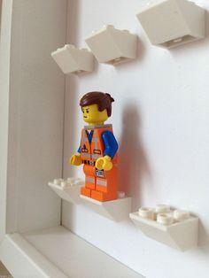 Lego Frame Large Display Case for Lego by LegoMinifiguresFrame  www.brickloot.com #ad