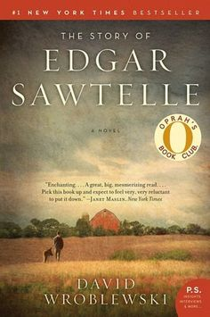 The Story of Edgar Sawtelle was on my Kindle for too long before I finally read it.  Don't wait as long as I did.