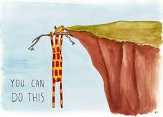 You can do this Giraffe Decor, Giraffe Art, Beautiful Horses, Life Is Beautiful, Giraffe Quotes, Giraffe Pictures, Spiritual Animal, Star Painting, Character Quotes