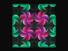 Painel luminoso LED 3D LED WALL PANEL by Neonny