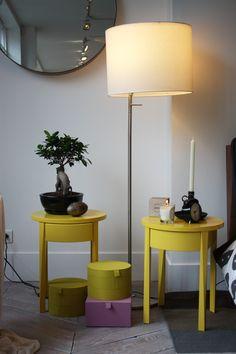 Those side tables....    IKEA Stockholm 2013 on Baroness O.