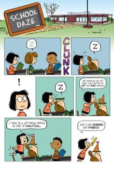 KaBOOM Peanuts Series 2, #2 - School Daze 1