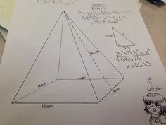 Surface Area and Volume Projects