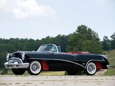 Eban Edwards - wallpapers free 1953 buick skylark convertible coupe - 2002x1504 px