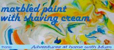All About Paint: An It's Playtime Art Round-up