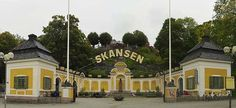 Skansen (the Sconce) is the first open-air museum and zoo in Sweden and is located on the island Djurgården in Stockholm, Sweden. It was founded in 1891 by Art... Get more information about the Skansen on Hostelman.com #attraction #Sweden #museum #travel #destinations #tips #packing #ideas #budget #trips