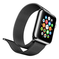 Lumina Apple Watch Band with Magnetic Lock-Lumina Milanese Style Watch Loop Stainless Steel Bracelet Strap Band-No Buckle Required-Black https://www.carrywatches.com/product/lumina-apple-watch-band-with-magnetic-lock-lumina-milanese-style-watch-loop-stainless-steel-bracelet-strap-band-no-buckle-required-black/ Lumina Apple Watch Band with Magnetic Lock-Lumina Milanese Style Watch Loop Stainless Steel Bracelet Strap Band-No Buckle Required-Black #applewatchbracelet