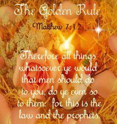 Matthew 712 Samantha Rumfelt  C2 B7 Red Letter Words