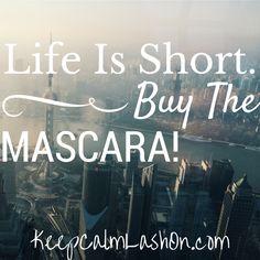 3d Fiber Lash Mascara, Fiber Lashes, Life Is Short, Chalkboard Quotes, Stress, Calm, Neon Signs, Psychological Stress