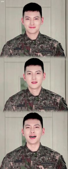 Ji Chang Wook during his military enlistment. So chubby chubby Ji Chang Wook Smile, Ji Chang Wook Healer, Ji Chan Wook, Korean Celebrities, Korean Actors, Celebs, Drama Korea, Korean Drama, Japanese Drama