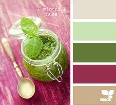 minted hues