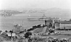Dolmabahçe 1950′ler